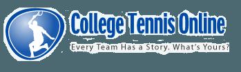 College Tennis Online logo.